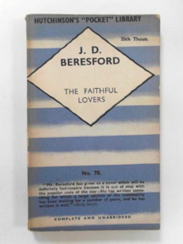 BERESFORD, J.D - The faithful lovers