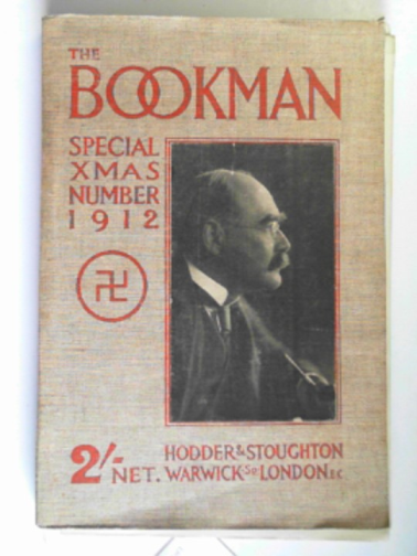 - The Bookman Christmas double number 1912 (no.255, vol.XLIII, December 1912)