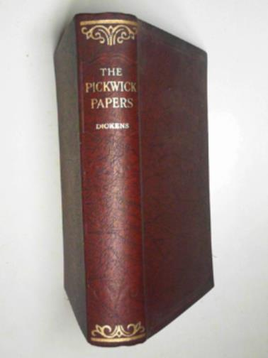 DICKENS, CHARLES - The Pickwick Papers