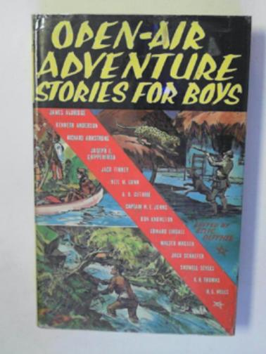 DUTHIE, ERIC (ED) / JOHNS, W.E. - Open-air adventure stories for boys