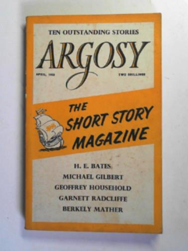 - Argosy, vol. XIX (19), no. 4, April 1958