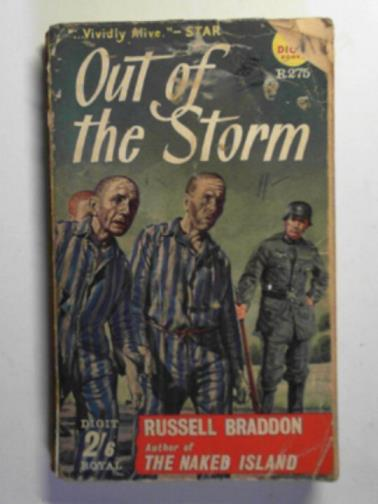 BRADDON, RUSSELL - Out of the storm