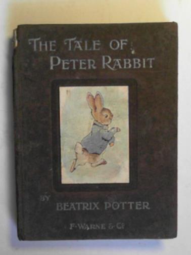 POTTER, BEATRIX - The tale of Peter Rabbit