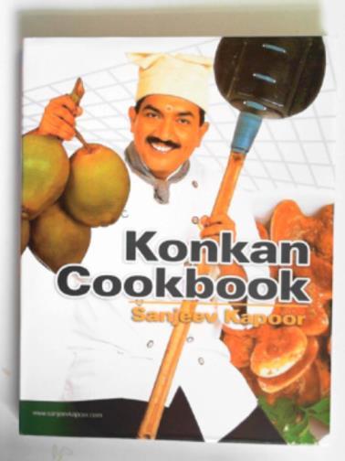 KAPOOR, SANJEEV - Konkan cookbook