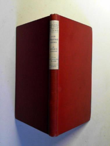 PASTON, GEORGE - Old coloured books