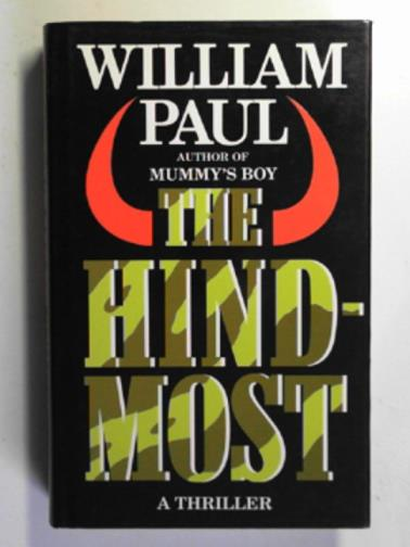 PAUL, WILLIAM - The hindmost