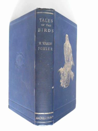 FOWLER, W. WARDE - Tales of the birds