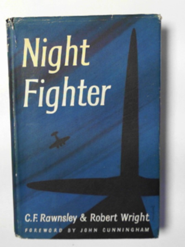 RAWNSLEY, C.F - Night fighter