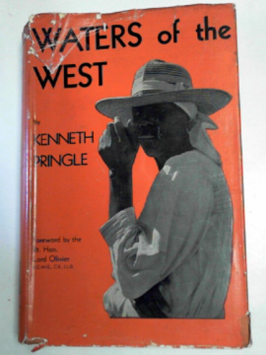 PRINGLE, KENNETH - Waters of the West