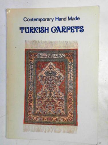 AYYILDIZ, UGUR - Contemporary hand made Turkish carpets